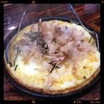 ちょんまげ - 山芋のステーキ 430円