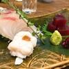 Teuchisobamisaki - 料理写真:刺身盛り合わせ
