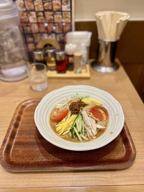 麺処 直久 田町グランパーク店の料理の写真