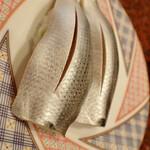 八食市場寿司 - 小肌
