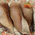 八食市場寿司 - サバ三昧