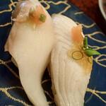 八食市場寿司 - 銀ダラ