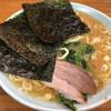 千葉家 - 料理写真:並、濃いめ、固め
