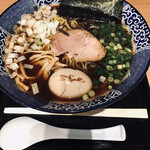 133531707 - 焦がし醤油ラーメン(950円)
