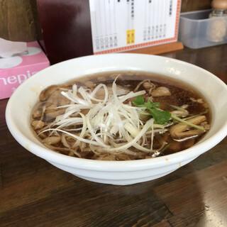 自家製麺中華そば 今里 - 料理写真:チャーシュー麺