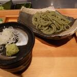ぬる燗 佐藤 - 蕎麦