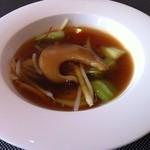 中国料理 彩湖 - 楊貴妃コース(ランチ)フカヒレの姿煮