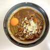 きぬそば - 料理写真:カレーそば(420円)+生玉子(50円)