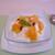 茶語 TEA SALON - 台湾風かき氷 綿花冰(メンファーピン)マンゴーソース 990円