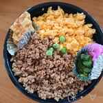 133542019 - 二色丼(500円)テイクアウト