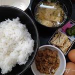 133542681 - たまごかけご飯 食べ放題(500円)