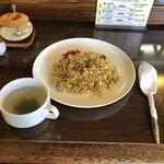 コーヒーハウス Ai - ドライカレー税込650円