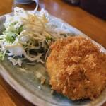 鴨鶴 - ♦︎まぐろコロッケ ¥220