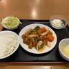 華星楼 - 料理写真:酢豚セット 680円