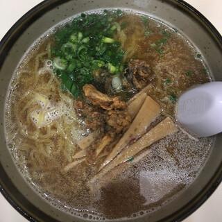 すっぽん処 - 料理写真:『特製すっぽんラーメン   1150円なり』
