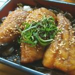 武ちゃん寿し - ほっけの蒲焼き丼