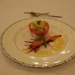 グランドテーブル - 料理写真:前菜