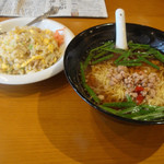 台湾料理 海鮮館  - ランチ