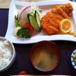 レストラン悠 - 料理写真:とんかつ