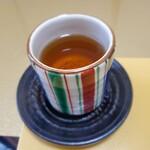 天木 - ほうじ茶