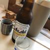 うな錦 - ドリンク写真:瓶ビール大 ドライ