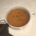 黒猫cafe - スープ