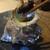 沼津魚がし鮨 流れ鮨 - 料理写真:つぼ焼きはカットしてあるので食べ易いですが出しにくい!