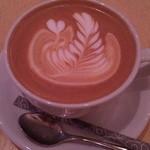 Coffee & baby  - カフェラテ