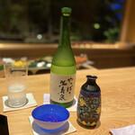 ふじ居 - やっぱり満寿泉