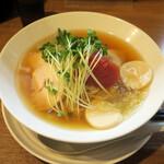 麺バカ息子 - 冷やしラーメン880円
