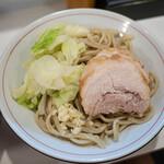 133566200 - 麺、ヤサイ、豚