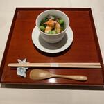 Kigaruniwashokuhana - 冷し茶碗蒸し