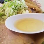 133568463 - 飲み干せる「優しいあっさりスープ」