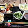カフェトゥーリー - 料理写真:手打ちうどんの和食膳セット(*^_^*)コーヒーor紅茶付き(^^)