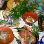 玉幸 - 創作料理を作ってみました。