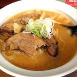 麺屋 雪月花 - 味噌らーめん_730円