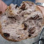 こせちゃ - ライ麦入りレーズンくるみパン