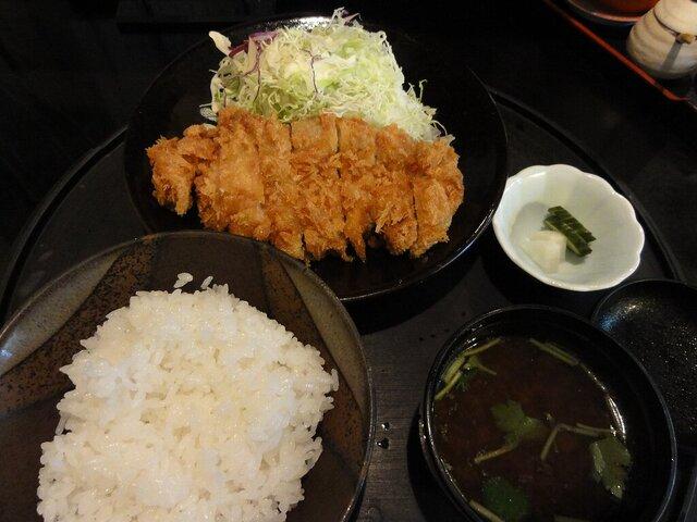 とん鈴 - とんかつランチ850円