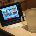 水炊き・焼鳥・鶏餃子 とりいちず - ふつうのレモンサワー(ハッピーアワー)80円