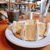 タロ コーヒー - 料理写真:たまごサンド セット 1080円