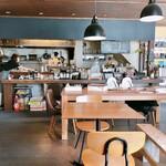 タロ コーヒー - 店内
