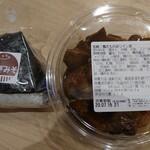 鶏惣菜 匠 - おむすび甲州ネギ味噌180円