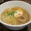 中華そば みのる - 料理写真:中華そば(塩)650円