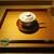 もと井 - その他写真:冷やし茶碗蒸し:よくお出しの効いた 冷やし茶碗蒸しの上に、とうもろこしのすり流しがタラァ~リとかけられ、新鮮でエメラルド色に輝く海葡萄がトッピングされています。 なめらかな食感の茶碗蒸しと すり流しに プチプチとした海葡萄が良いですネ!     2020.07.18