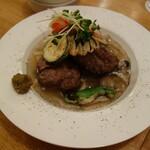 あさり食堂 - 本日のメイン料理