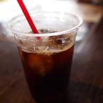 カフェ カリアーリ - アイスコーヒー
