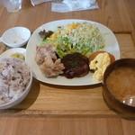 13358641 - 選べる定食(1,190円)