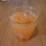 13358654 - ピンクグレープフルーツジュース(ランチフリードリンク)