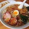 手打ちラーメンふくふく - 料理写真:ワンタン麺 800円