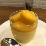 レ サンク エピス - 料理写真:マンゴープリン